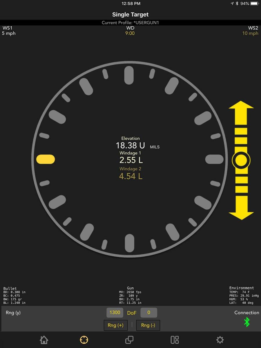 iOS LiNK screenshot
